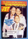 Jet Magazine March 1, 1999 Tia, Tamera & Tahj Mowry