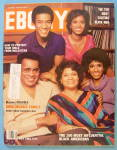 Ebony Magazine-may 1981-greg Morris Family
