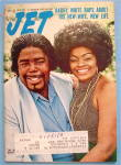 Jet Magazine August 22, 1974 Barry White & His Wife