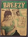 Breezy Magazine - June 1955 - Betty Page