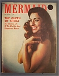 Mermaid Magazine-1960-world's Most Voluptuous Woman