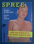 Spree Magazine-1960-strip Tease On The Sunset Strip