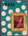 The Dude Magazine - May 1961
