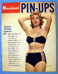 Movieland Pin-ups Magazine 1955 Anita Ekberg