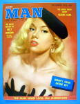 Man Magazine December 1956 Belly Dancing & Classic Cars