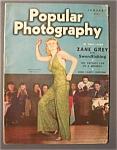 January 1938 - Popular Photography Magazine