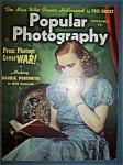 Popular Photography Magazine - November 1939
