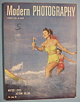 Modern Photography Magazine - August 1950