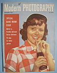 Modern Photography Magazine - November 1950