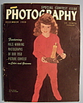 Popular Photography Magazine - December 1950