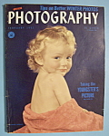 Popular Photography Magazine - February 1951