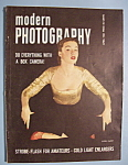 Modern Photography Magazine - April 1951