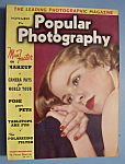 Popular Photography Magazine - November 1938