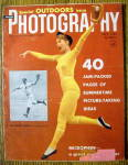Photography Magazine July 1955 Summertime Pictures