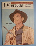 Tv Prevue - November 23-29, 1958 - Kent Taylor
