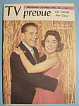 Tv Prevue-dec 28-jan 3, 1958-alice Lon & Lawrence Welk