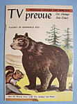 Tv Prevue-june 8-14, 1958-playboy Of Brookfield Zoo