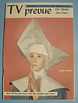 Tv Prevue - March 23-29, 1958 - Julie Harris