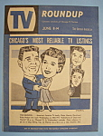 Tv Roundup - June 8-14, 1958 - The Nelsons