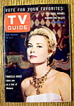 Tv Guide-february 16-22, 1963-princess Grace