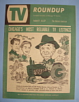 Tv Roundup - May 11-17, 1958 - Walter Brennan