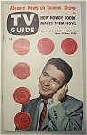 Tv Guide - May 1953 - Red Buttons