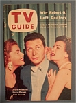 Tv Guide-january 22-28, 1954-meadows, Morgan & Bennett