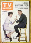 Tv Guide-june 1-7, 1963-dorothy Loudon & Garry Moore