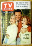 Tv Guide-july 13-19, 1963-vic Damone & Gloria Neil