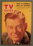 Tv Guide - June 4-10, 1954 - Arthur Godfrey