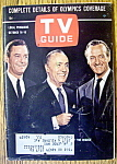 Tv Guide-october 10-16, 1964-the Rogues