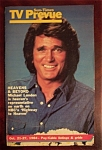 Tv Prevue - October 21-27, 1984 - Michael Landon