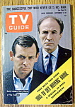 Tv Guide-september 12-18, 1964-david Janssen