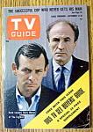 Tv Guide-september 12-18, 1964-david Janssen