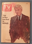 Tv Guide - March 2-8, 1974 - Jimmy Stewart