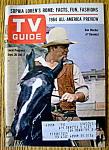 Tv Guide-september 26-october 2, 1964-dan Blocker