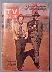 Tv Guide-february 16-22, 1974-streets Of San Francisco