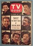Tv Guide - January 7-13, 1961 - Richard Boone