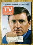 Tv Guide - August 16-22, 1969 - Merv Griffin