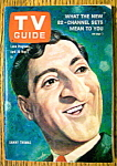 Tv Guide-april 25-may 1, 1964-danny Thomas