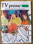 Tv Prevue-may 3-9, 1964-jack Benny