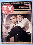Tv Guide - April 28-may 4, 1962 - R. Harper/r. Lansing