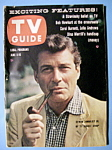 Tv Guide - June 9-15, 1962 - Efrem Zimbalist Jr