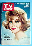 Tv Guide - November 14-20, 1964 - Cara Williams