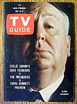 Tv Guide-may 16-22, 1964-alfred Hitchcock