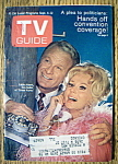 Tv Guide - September 6-12, 1969 - E. Albert/e. Gabor