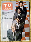 Tv Guide - October 18-24, 1969 - Peter Graves