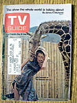Tv Guide - May 30-june 5, 1970 - Julie Sommars