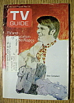 Tv Guide - May 2-8, 1970 - Glen Campbell