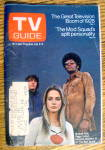 Tv Guide-july 3-9, 1971-the Mod Squad